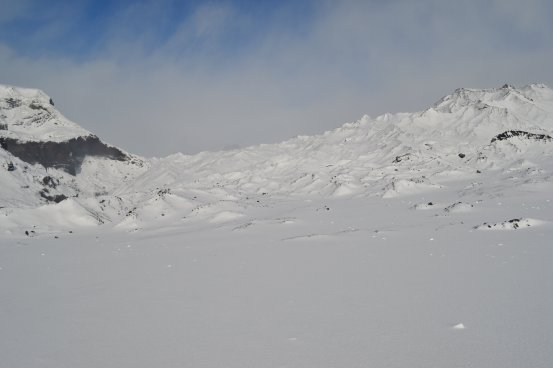 Researchers are finding life supported by hydrogen beneath glaciers