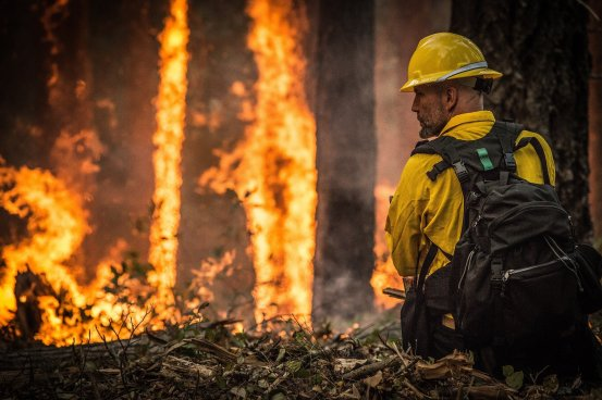 Fire threats in the UK sometime in a century could happen most years to the end of the century