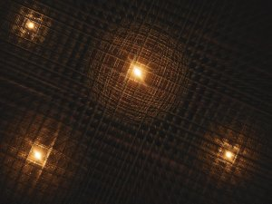 First glimpse of polarons forming into promising secondary energy material