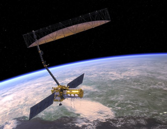 The main terrestrial satellite for disaster tracking, the consequences of climate change