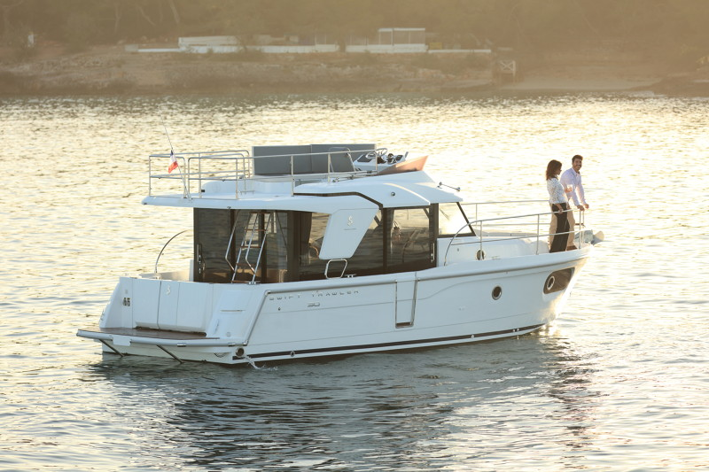 Beneteau Swift Trawler 30 South Coast Yachts