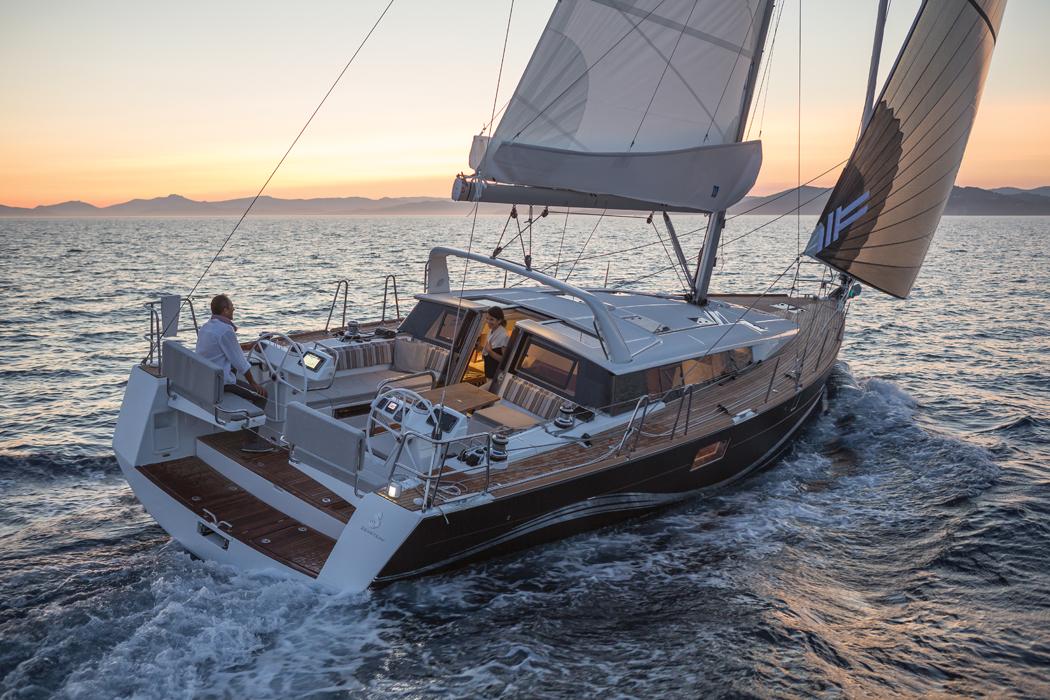 Beneteaus Sense 46 Is West Coast Bound South Coast Yachts