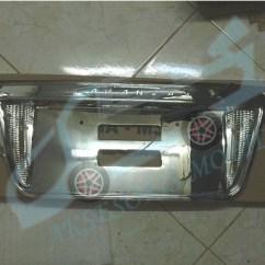Trunk Lid Grand New Avanza Toyota Yaris Trd Heykers Scy Aksesoris Mobil Part 1:tank Cover, Handle, Sill Plate ...