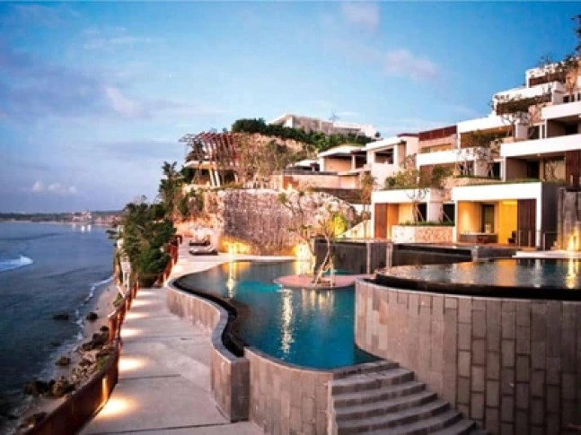 10 Beach Resorts In Indonesia With Amazing Pools And Terraces