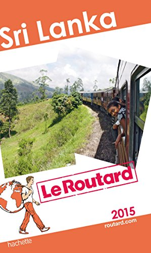 Sri Lanka Guide Du Routard : lanka, guide, routard, Collectif, Guide, Routard, Lanka