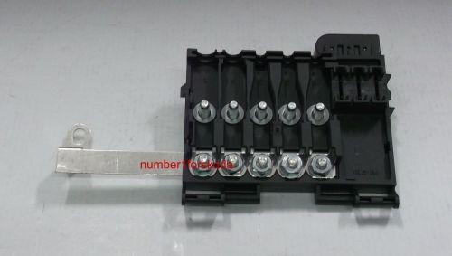 small resolution of genuine skoda octavia mk1 1u battery fuse box 1j0937617c skoda fabia mk1 fuse box location octavia vrs mk1 fuse diagram