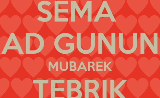 Ad Gunun Mubarek Anam Cute766