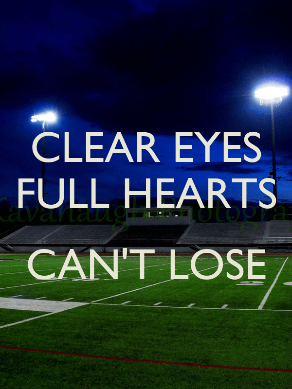Friday Night Lights Posters