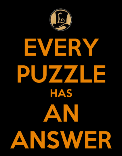 Puzzle Answer