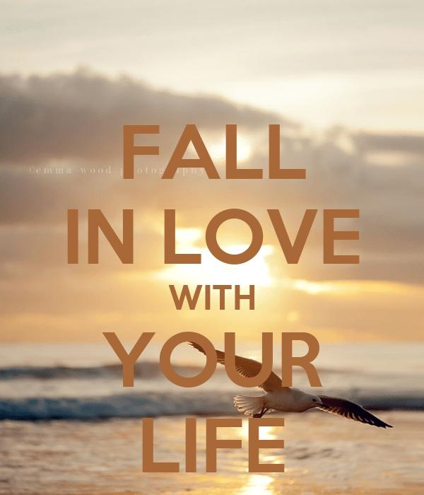 Keep Calm And Love Fall