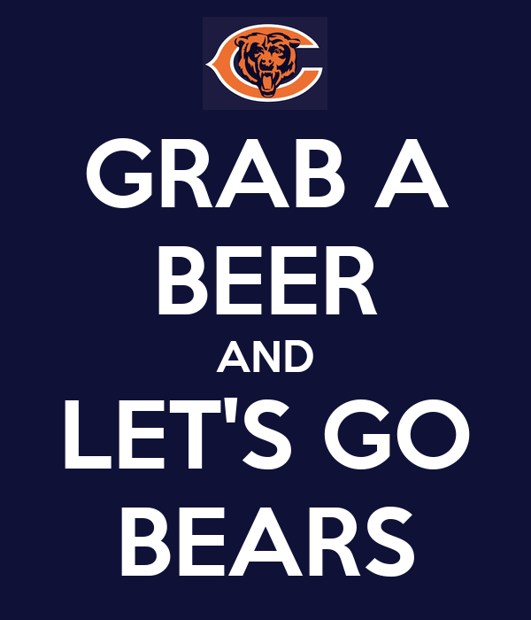 Keep Calm Chicago Bears