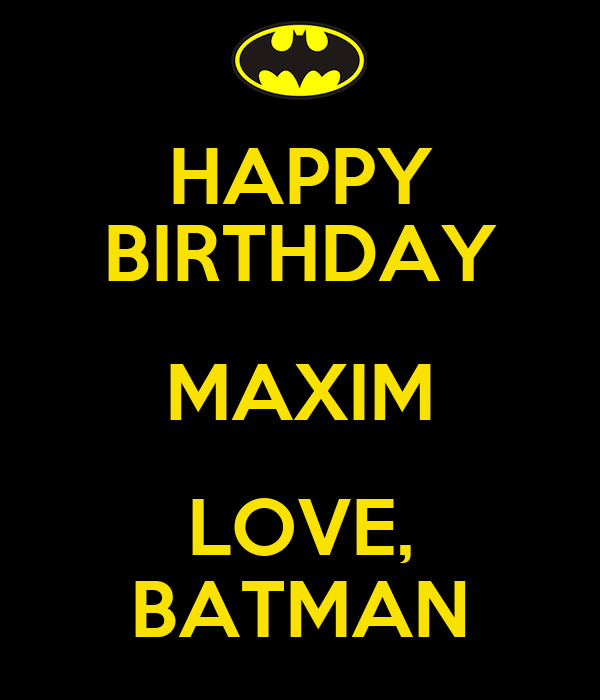 Batman Birthday Quotes QuotesGram
