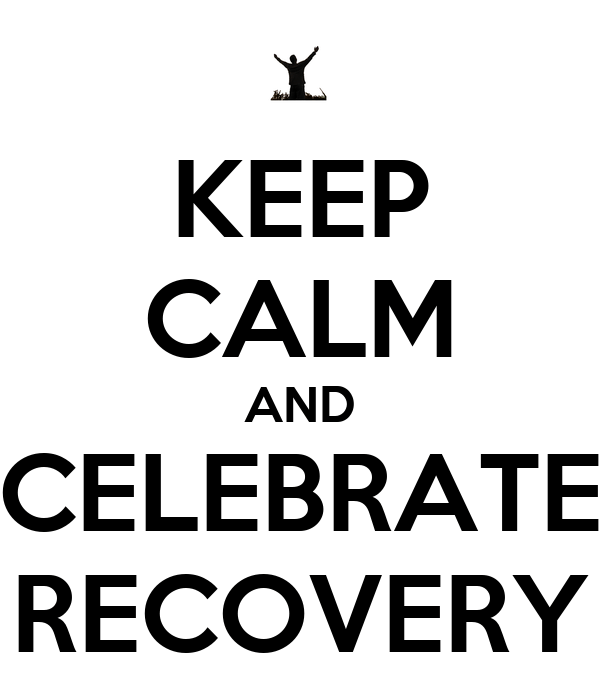 Celebrate Recovery Posters Pictures to Pin on Pinterest