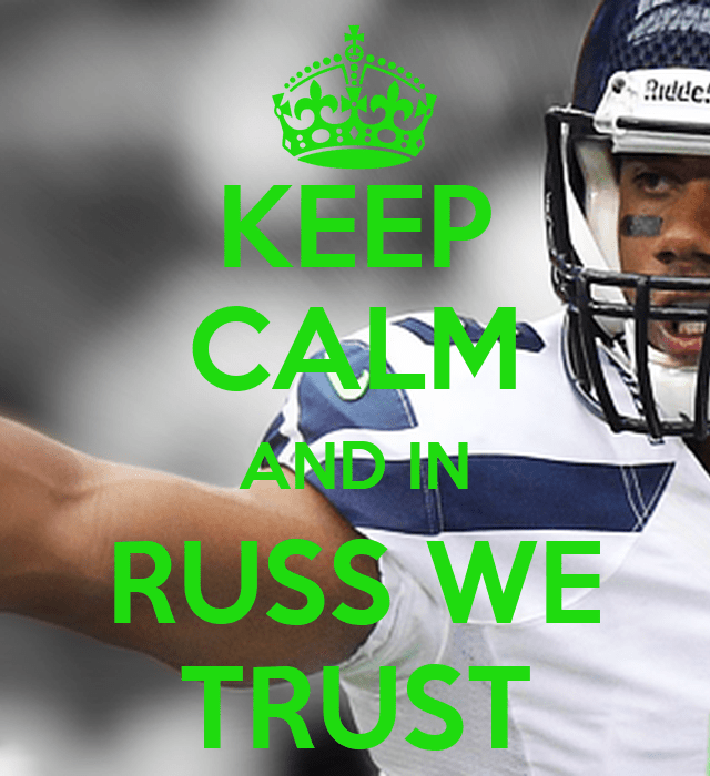 Image result for in russ we trust