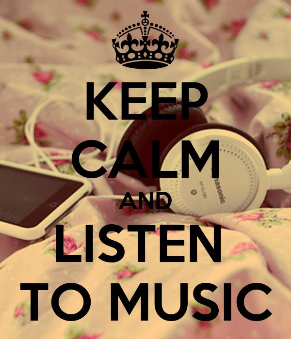 Keeep Calm And Listen