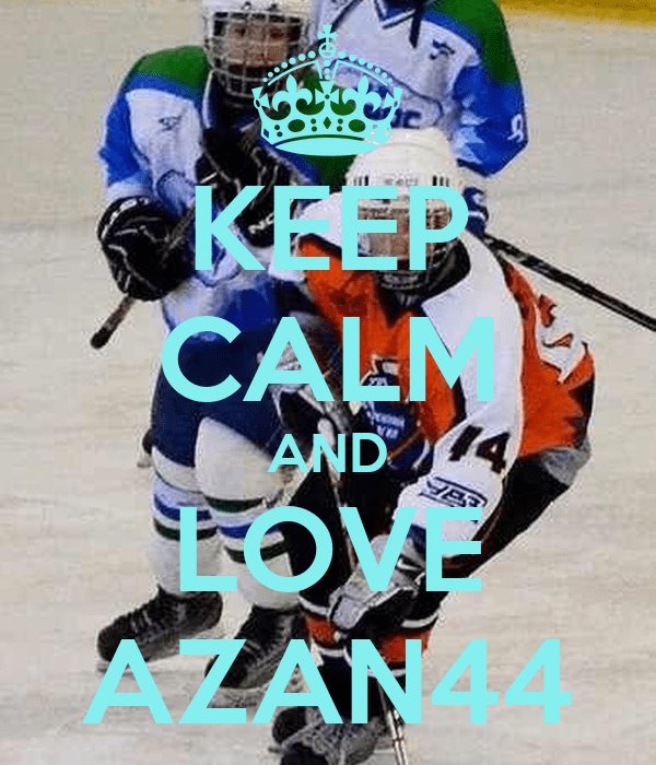 Keep Calm And Love Azan
