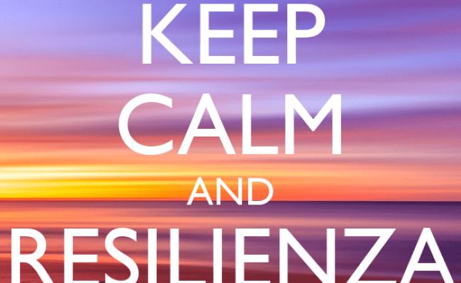 Keep Calm And Resilienza Poster Araba Keep Calm O Matic