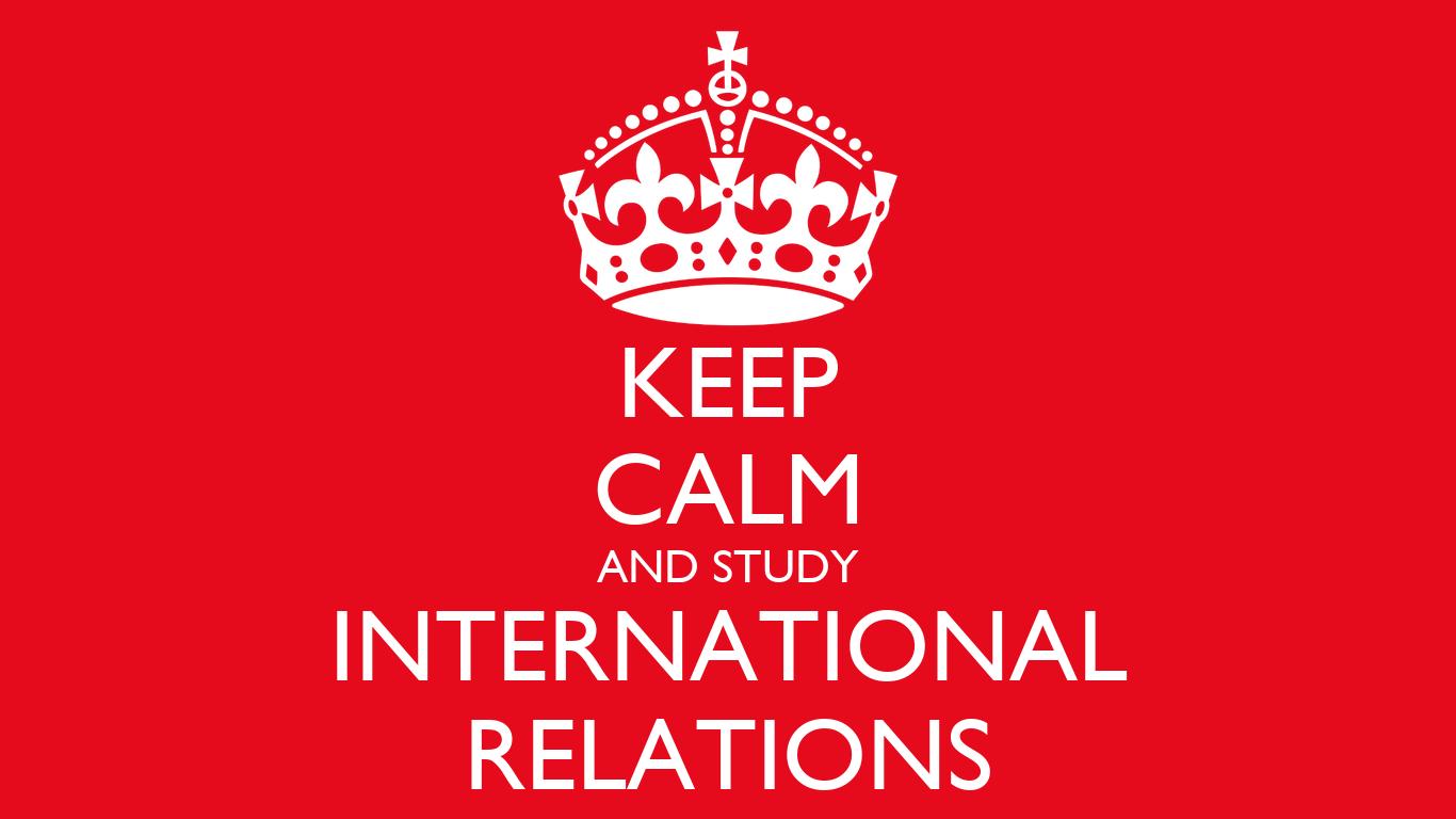 International Relations  Mr Sheas Course Hub