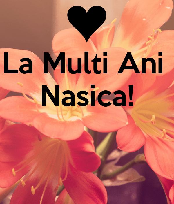 La Multi Ani Nasica! Poster  Gica  Keep Calmomatic