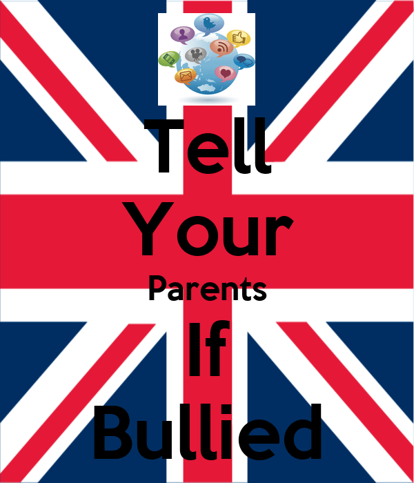 Telling Your Family Being Bullied