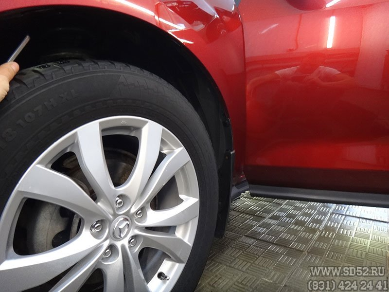 Mazda CX7. пробег 220000 км.   sd52.ru