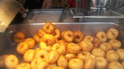 Donut Booth Volunteers Wanted