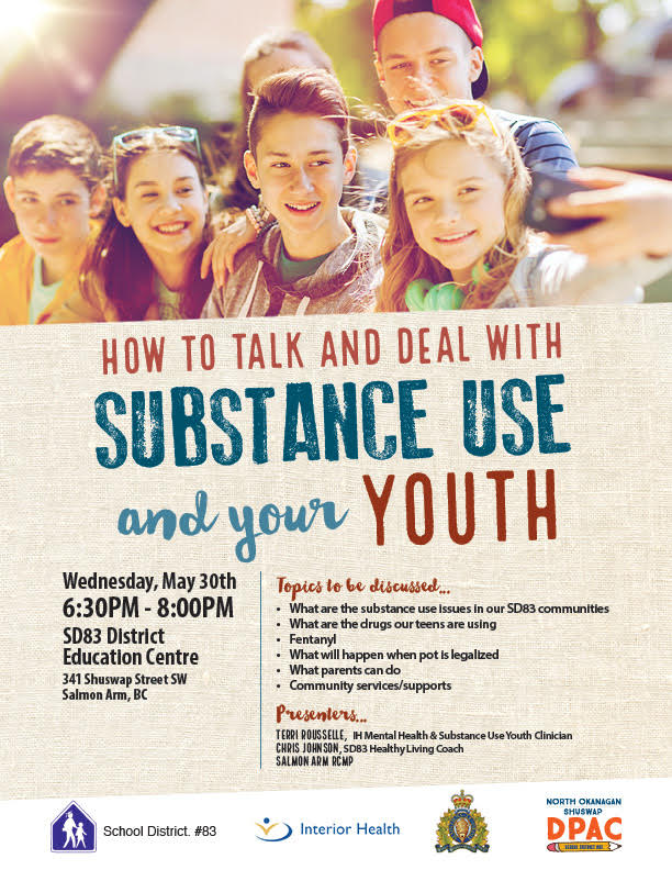 Substance Use & Your Youth