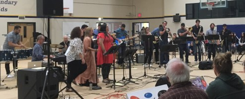 Celebration of a lifetime of building great SD 83 musicians -Brian Pratt Johnson