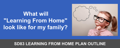 What will Learning from Home look like?