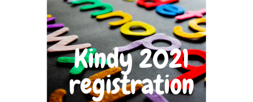 Online kindy registration now available