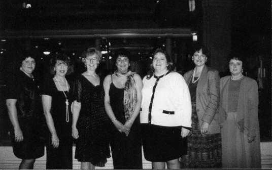 National Executive Committee (ExCom), 1997-1998