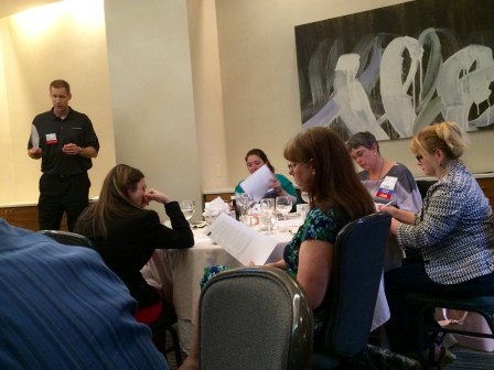 Business Practice Dinner: How to Get Along With Your Business Banker (4/21/16)