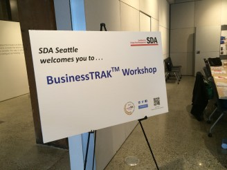 BusinessTRAK Workshop came to Seattle for the first time (4/26/16)