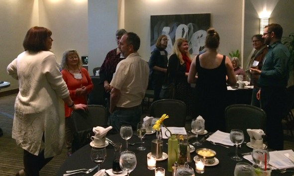 Jan. 2018 Seattle chapter business practice dinner