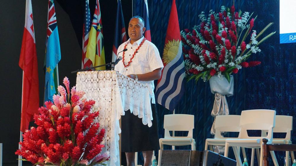 Adventist Review Online   Fiji President Opens Adventist Youth