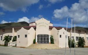 Adventist Review Online | In Sint Maarten, Members Rededicate Church Building Destroyed by Hurricane