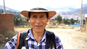 13 avril - Le cow-boy de Cusco