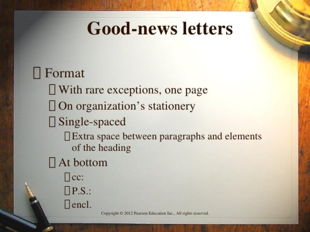 How Many Type of Business Letters in Hindi