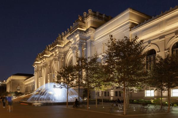 Ef Lights Metropolitan Museum Of Art - Sda Lighting