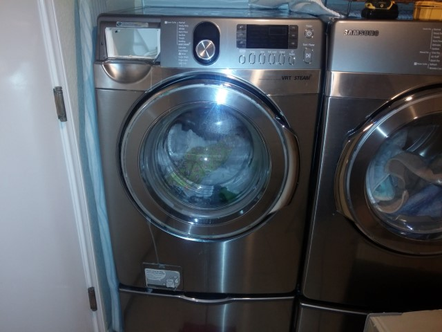 Washer Gasket Repair Samsung FrontLoad  SDACC