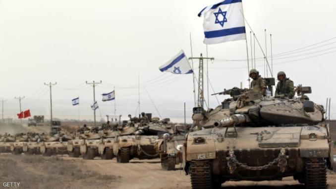 دبابات للجيش الإسرائيلي