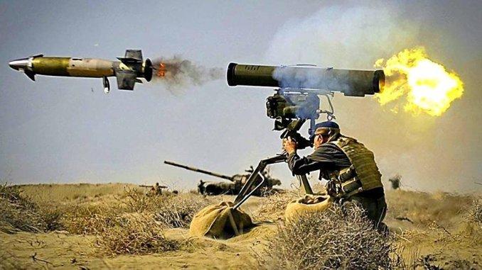 صواريخ كورنيت الروسية