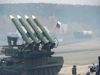 منظومة دفاع جوي روسية