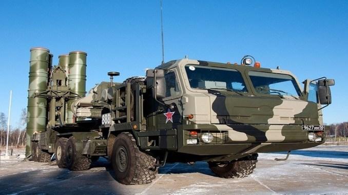 منظومة الدفاع الجوي اس-400