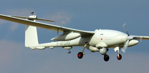 طائرة استطلاع بدون طيار