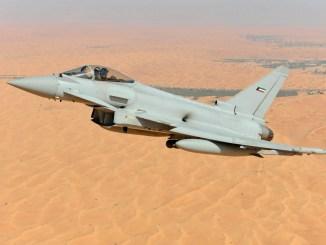 مقاتلة يوروفايتر تايفون   الكويت