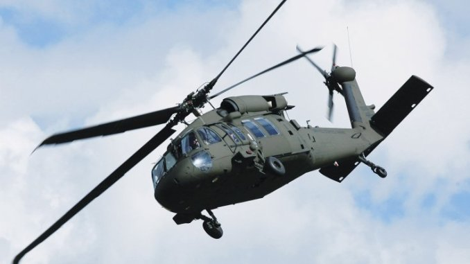 مروحية UH-60 Blackhawk