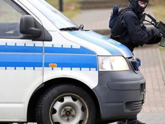 شرطة ألمانيا