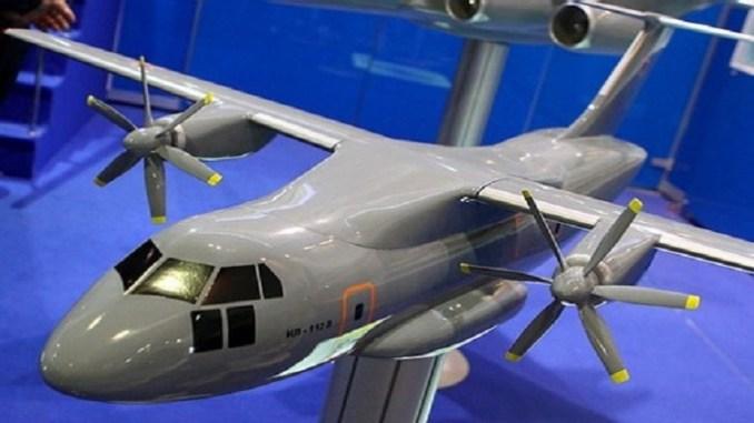 """طائرة نقل الروسية """"إل - 112 في"""""""