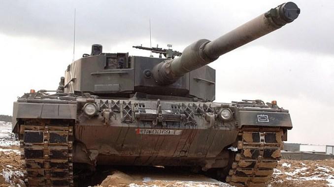 دبابة بولندية